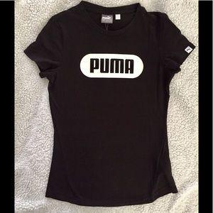 Puma ladies tee